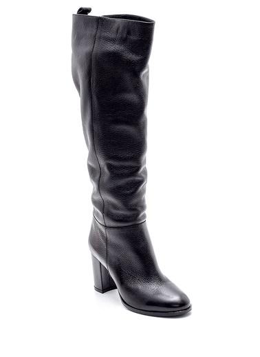 Derimod Kadın Çizme (19651) Casual Siyah